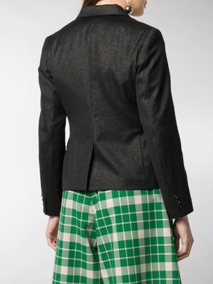 Comme des Garçons Comme des Garçons Fitted Single Breasted Jacket
