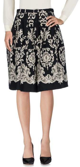 Samantha Sung Knee length skirt