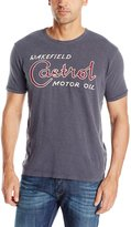 Lucky Brand Men's Castrol Graphic Tee