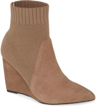 Cecelia New York Cecelia Renata Pointy Toe Sock Bootie