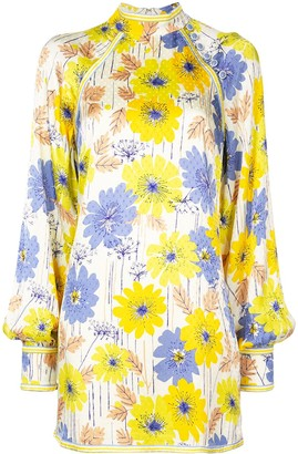 Alice McCall Dream Lover floral-print dress