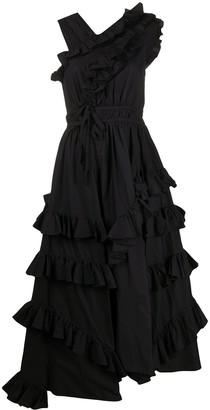 Ulla Johnson Imogen ruffled trim dress
