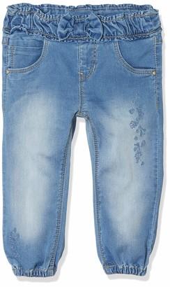 Name It Baby Girls' Nmfbibi Dnmtabolit 2131 Pant Jeans