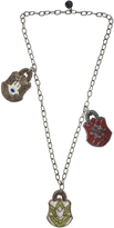 Forest of Chintz Pont Des Arts Necklace