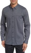 Ted Baker Men's Lizbun Slim Fit Print Sport Shirt