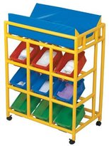 Children's Factory Children s Factory CF322-146 X-Wide Vinyl Portable Changer
