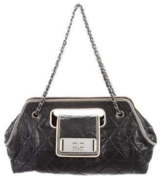 Chanel East West Satchel