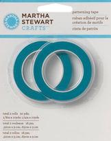 Martha Stewart Crafts Patterning Tape Create Plaids Stripes Checkerboards 32238
