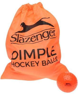 Slazenger Dimple Hockey Balls