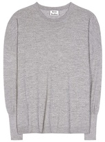 Acne Studios Carel Wool Sweater