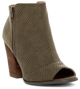 Restricted Windsor Peep Toe Boot
