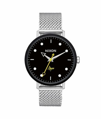 Nixon Womens Analogue Quartz Watch with Stainless Steel Strap A1238-2971-00