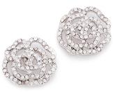 Kate Spade Crystal Rose Stud Earrings