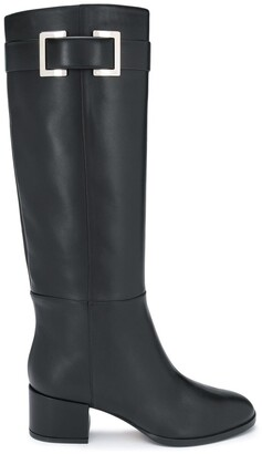 Sergio Rossi SR Prince knee-high boots