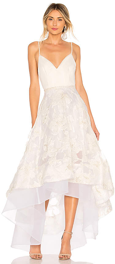 Bronx and Banco Alexia Gown