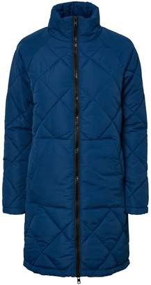Noisy May Malcom Quilted Long Jacket
