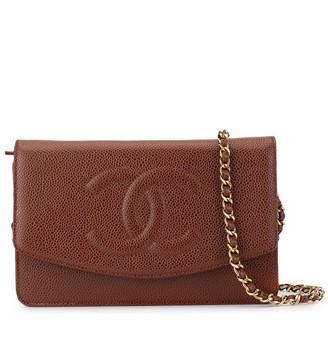 Chanel Pre-Owned chain shoulder wallet bag