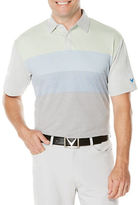 Callaway Performance Pixel Printed Polo