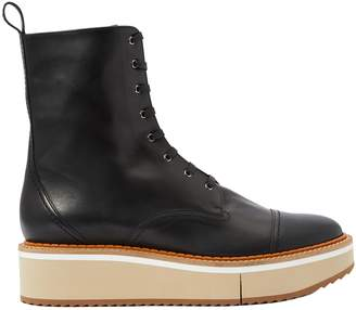 Clergerie British lace-up ankle boots