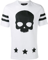 Hydrogen skull print T-shirt - men - Cotton - L