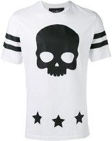 Hydrogen skull print T-shirt - men - Cotton - M