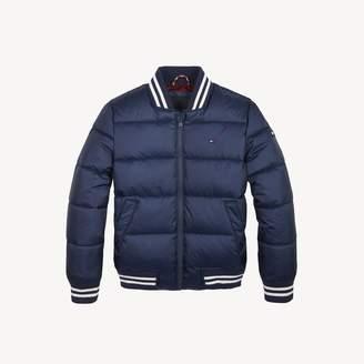 Tommy Hilfiger TH Kids Puffer Bomber Jacket