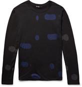 Issey Miyake Men - Patterned Wool Sweater