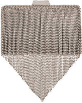 INC International Concepts Karly Rhinestone Fringe Clutch, Created for Macy's
