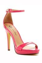 Michael Antonio Lovina Island Ankle Strap Stiletto