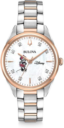 Disney Minnie Mouse Watch for Women by Bulova