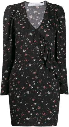 IRO Lonea floral print dress
