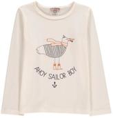 Emile et Ida Sailor Boy Seagull T-Shirt
