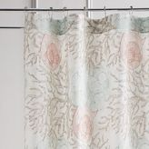 Pier 1 Imports Coral Reef Shower Curtain