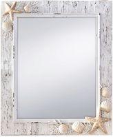 Bed Bath & Beyond Prinz Sand Piper 11-Inch x 13-Inch Rectangular Mirror