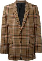 Ami Alexandre Mattiussi two button long jacket
