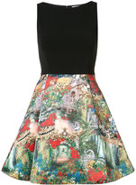 Alice + Olivia Alice+Olivia - Roman Holiday dress - women - Nylon/Polyester/Spandex/Elastane - 4