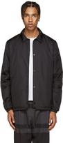 Acne Studios Black Insulated Tony Face Jacket