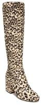 Sam Edelman Women's Thora Genuine Calf Hair Knee High Boot
