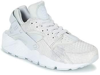 free shipping 79757 97b74 HUARACHE RUN PREMIUM W women's Shoes (Trainers) in Grey