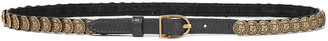 Gabriela Hearst Embellished Leather Belt