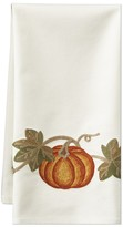Williams-Sonoma Williams Sonoma Pumpkin Embroidery Towel