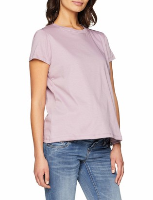 Boob Women's Maternity T-Shirt in Organic Cotton with Easy Nursing Access (XL