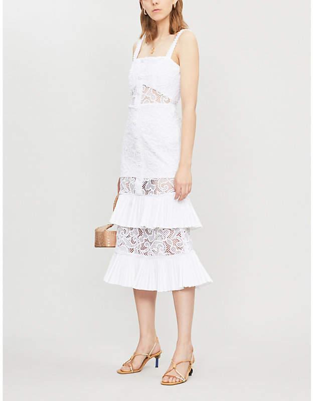 69d3410462618 Alexis White Dresses - ShopStyle