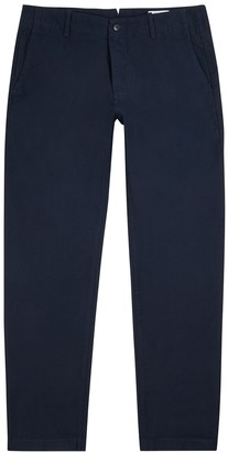 NN07 Steven slim-leg stretch-cotton chinos