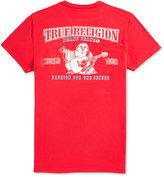 True Religion Men's Double Puff Graphic T-Shirt
