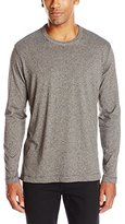 Robert Graham Men's Bursnell Long Sleeve Crew-Neck T-Shirt