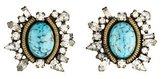 Dannijo Crystal Stud Earrings