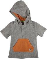 Hang Ten Terry-Towel Chillax Henley (Toddler/Kid)-5Y