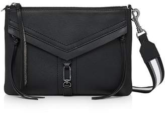 Botkier Trigger Zip Leather Crossbody