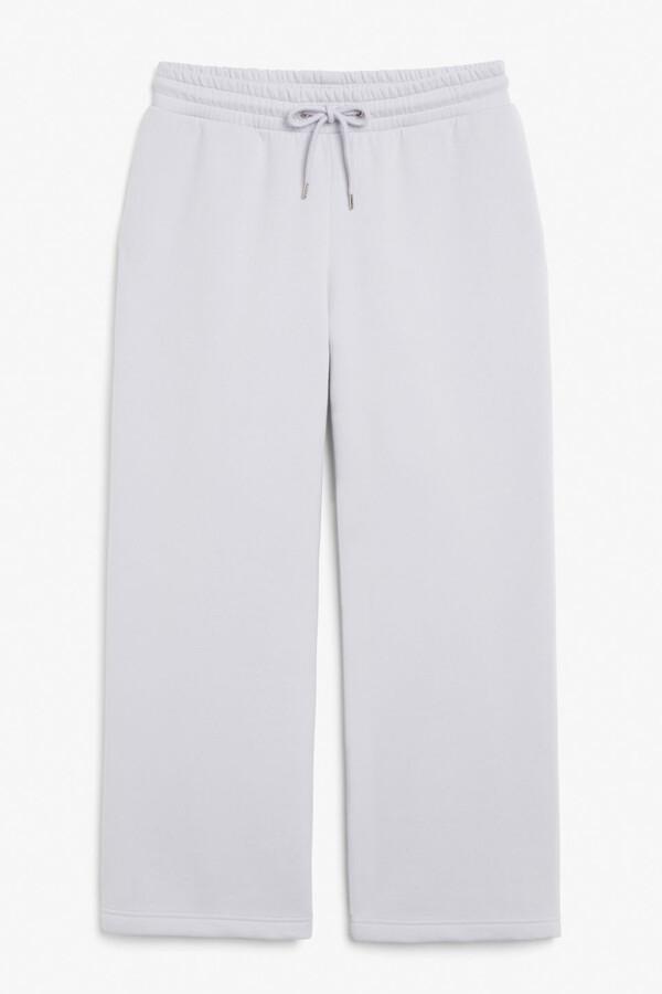 Thumbnail for your product : Monki Wide leg sweatpants